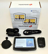 "NEW in Box TomTom GO LIVE 1535M Car GPS 5"" LIFETIME MAPS USA/Can/Mexico TRAFFIC"