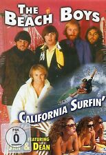 DVD NEU/OVP - The Beach Boys - Featuring Jan & Dean - California Surfin
