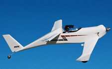 1/4 Scale Rutan Quickie Plans, Templates, Instructions