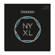 D'Addario NYXL NYXL1152 11-52 Electric Guitar Strings Free US Shipping NY Steel