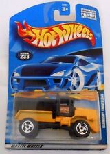 Mattel Hot Wheels OSHKOSH SNOWPLOW Collector No. 233 - 2000 - New in package