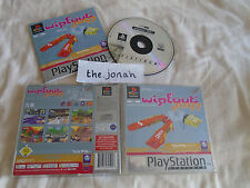 Wipeout 2097 PS1 (COMPLETE) rare racing Sony PlayStation platinum