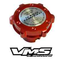VMS RACING BILLET ALUMINUM RED ANODIZED OIL CAP DODGE CHALLENGER CHARGER HELLCAT