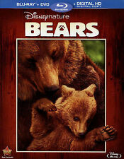 Bears (DVD, No Bluray Disc, 2014)
