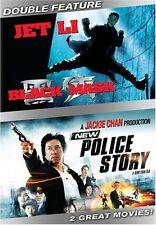 New Police Story/Black Mask (DVD 2-Movies) - New