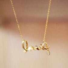 Love Letters Pendant Necklace