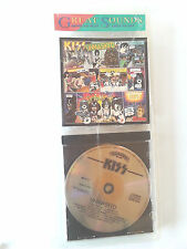 Kiss ~ UNMASKED ~ cd 1980 NEW LONGBOX(long box)Ace Frehley.Gene Simmons