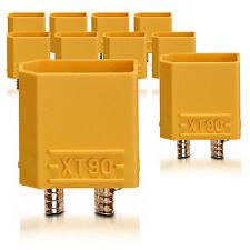 Hochstrom XT90 Buchse 10 Stk partCore 100146