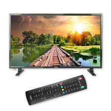 "24"" 60cm HD LED Fernseher,Triple Tuner S2/C/T2, Unicable USB Mediaplay CI+ HEVC"