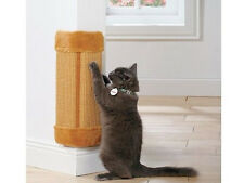 "19"" PET CORNER SISAL WALL SCRATCHER KITTEN HANGING CAT SCRATCHING POST BOARD"