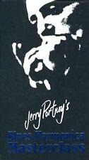 Jerry Portnoy - Jerry Portnoy's Blues Harmonica Masterclass 3-CD SET SEALED NEW