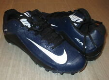 NIKE Midnight Navy ALPHA STRIKE 2 D FOOTBALL CLEATS Shoes MENS 9.5 43 NEW 745969