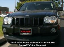 STILLEN 2005-2007 Jeep Grand Cherokee Headlight Accents - Unpainted