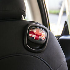 2 × Seat Handle Decal Cover Sticker Trim For BMW Mini Cooper ONE S JCW F56