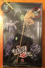 NRFB MATTEL BARBIE DOLL 50TH ANNIVERSARY THE WIZARD OF OZ WICKED WITCH OF WEST
