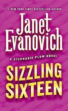 Sizzling Sixteen (Stephanie Plum Novels), Janet Evanovich, Good Book