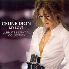 CELINE DION MY LOVE ULTIMATE ESSENTIAL COLLECTION 2 CD NEW