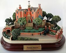 Olszewski Walt Disney World Haunted Mansion Miniature with 3 scenes