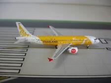 THAI Air Asia Airbus A320-200 HS-ABX Discover 1/400 scale diecast Phoenix Models