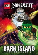 LEGO Ninjago Dark Island Trilogy: LEGO Ninjago: the Epic Trilogy, Part 2 2 by...