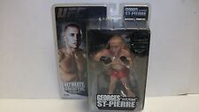 "New! UFC - Georges St-Pierre ""Rush"" - Ultimate Collector Figure"
