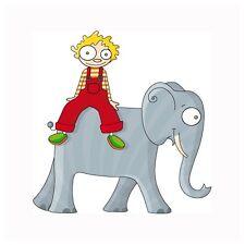 Adesivo Ludo a dorso d elefante Acte Deco 76 x 125