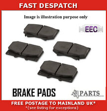 BRP0810 6274 FRONT BRAKE PADS FOR RENAULT MEGANE 1.9 1999-2000