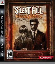 Silent Hill: Homecoming  Playstation 3 Brand New and Sealed