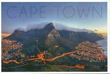 Cape Town, South Africa, Table Mountain, Atlantic Ocean etc. --- Modern Postcard