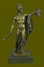 Perseus holding the head of Medusa - Bronze Statue Hot Cast Sculpture Figure