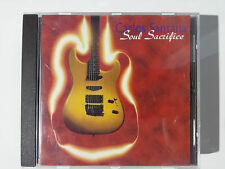"CARLOS SANTANA ""SOUL SACRIFICE"" EXCLUSIVE SPANISH CD FROM ""ROCK"" COLLECTION"