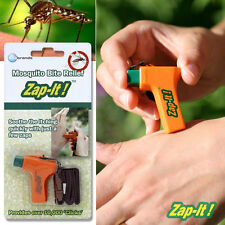 Insect Mosquito Zapper Zap-It Bite Relief Click Itching Travel Tool Zapit UK