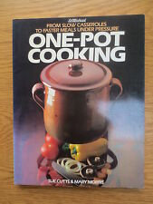 Cook Book One Pot Cooking Slow Cooker Casseroles Pressure St Michael Vintage
