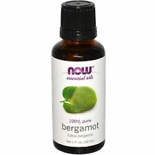 Bergamot (100% Pure), 1 oz - NOW Foods Essential Oils