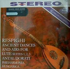 Respighi-MERCURY-sr90199-Ancient Dance-DORATI - 180 grams