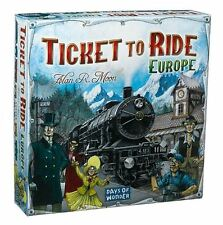 Ticket To Ride - Europa Edición
