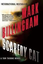 Scaredy Cat by Mark Billingham (2013, Paperback)