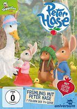 DVD * PETER HASE - DVD 9 - FRÜHLING MIT PETER HASE # NEU OVP §