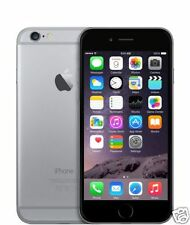NEW APPLE iPHONE 6 LATEST MODEL - 16GB - SPACE GREY (UNLOCKED) SMARTPHONE + GIFT