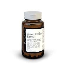 """Grains de café vert doublement concentré """"pilule miracle qui brûle les graisses."""