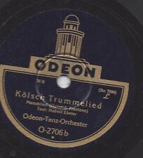 Kölner Lieder von Willi Ostermann + Ebeler : Kölsch Trummelied + Rötsch mer jet