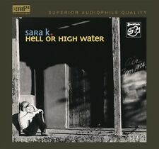 * XRCD24 - SFR357.5039.2 - SARA K. - HELL OR HIGH WATER -  CD *