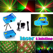 Super R&G Super Mini Projector DJ Disco Laser Stage Lighting Party Lighting Show