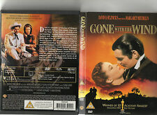 GONE WITH THE WIND,1939 (DVD, 2000) Double-sided single DVD: played 3 times only