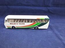 EFSI Bova Futura Die Cast Coach Limited Edition Scale: 1:87 Welsh's Tours.