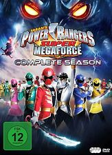 Power Rangers Super Megaforce complete season  Region 2/UK Mighty Morphin DVD