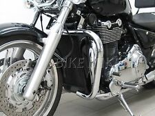 Schutzbügel BIG 38mm Ø  chrom protection guard Triumph Thunderbird & Storm