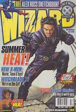 WIZARD THE COMICS MAGAZINE # 106 - JULY 2000 - 7