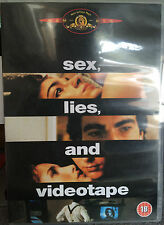 James Spader SEX LIES & VIDEOTAPE | 1989 Steven Soderbergh Indie Classic UK DVD
