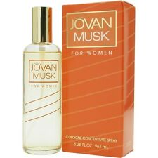 Jovan Musk by Jovan Cologne Concentrated Spray 3.25 oz